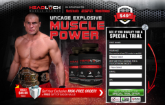 HeadLock Muscle Growth Reviews, Price, Buy and Free Trial