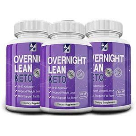 overnight Lean Keto: