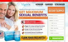 Vigenix Male Enhancement